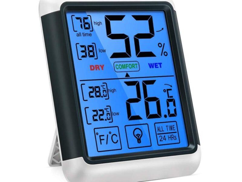 para dormir bien termometro higrometro termohigrometro